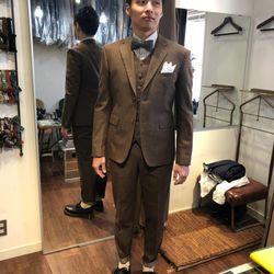 スーツの写真 1枚目