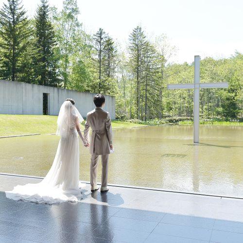 sanacolinさんの星野リゾート  トマム 水の教会写真2枚目