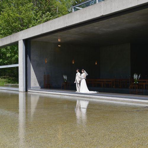 sanacolinさんの星野リゾート  トマム 水の教会写真5枚目
