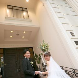 青山迎賓館正面階段の写真 3枚目