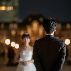 東京駅前撮りの写真 2枚目