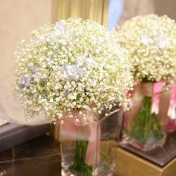 ✨Something blue bouquet &胡蝶蘭bouquet✨の写真 2枚目