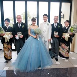 ✨My dress is Blue gray✨の写真 8枚目