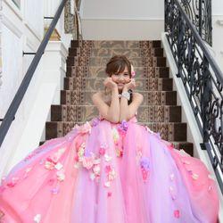 カラードレス2の写真 1枚目
