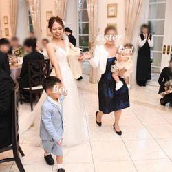 披露宴(ウェディングドレス)の写真 1枚目