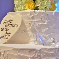 ウエディングケーキの写真 4枚目