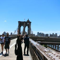 婚約後のニューヨーク旅行の写真 2枚目
