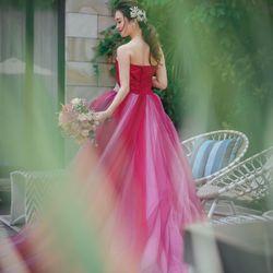 color dressの写真 4枚目