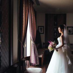 wedding dressの写真 1枚目