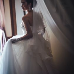 wedding dressの写真 6枚目