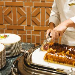 お料理、ウェディングケーキの写真 1枚目