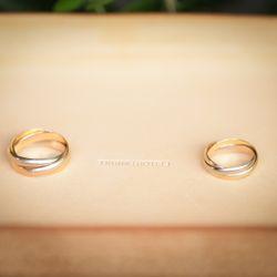 結婚指輪の写真 1枚目