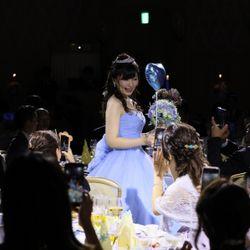 披露宴 カラードレス②の写真 3枚目