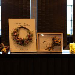会場装飾の写真 2枚目