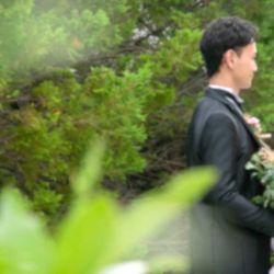 式後撮影の写真 4枚目