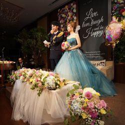 カラードレス(披露宴)の写真 2枚目