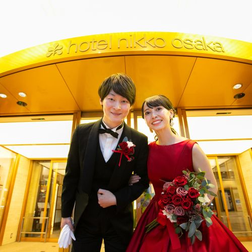 sara_wedding1026さんのホテル日航大阪写真2枚目