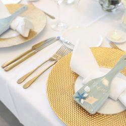 テーブル装飾の写真 2枚目