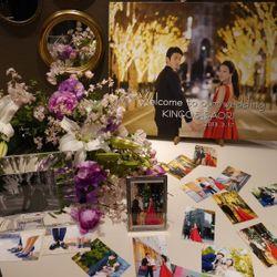小物、会場、装花、ウェルカムスペースの写真 12枚目
