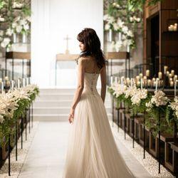 ドレス(VERA WANG)の写真 1枚目