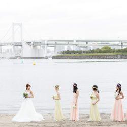 bridesmaid撮影の写真 4枚目