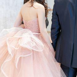 カラードレス (ピンク)の写真 4枚目