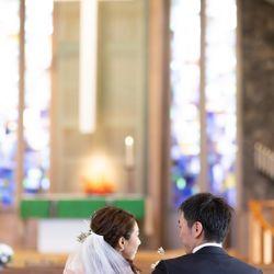 洋装前撮り(ホーリーナティビティ教会)の写真 4枚目