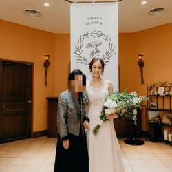 ドレス、ブーケの写真 7枚目