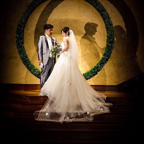 maa_wedding0526さんの八芳園写真4枚目