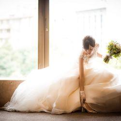 八芳園での結婚式
