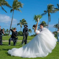 hawaii wedding ceremonyの写真 1枚目