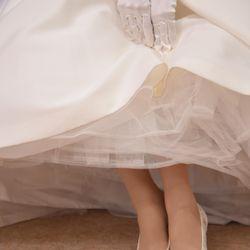 洋装お支度の写真 3枚目