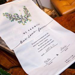 結婚証明書の写真 4枚目