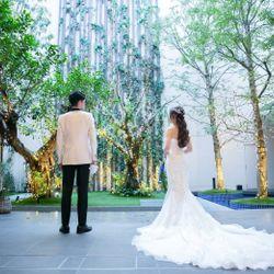 結婚式直後の写真 4枚目