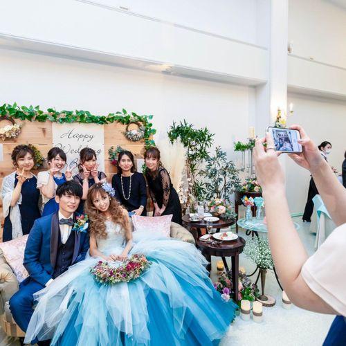 msk_wedding_2020さんのオール・セインツ ウェディング写真5枚目
