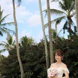 挙式後ホテル撮影の写真 2枚目