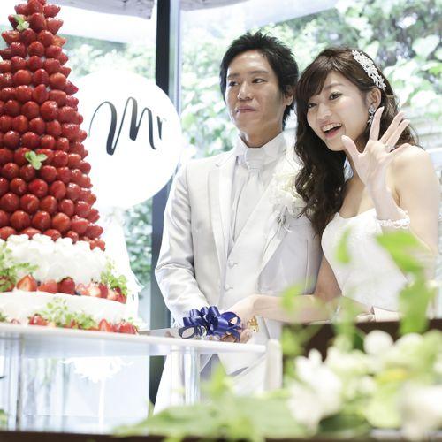 rnkj_wdさんのアルカンシエル luxe mariage大阪写真4枚目