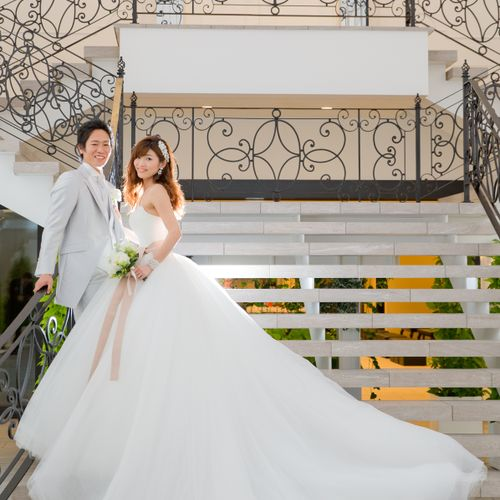 rnkj_wdさんのアルカンシエル luxe mariage大阪写真5枚目