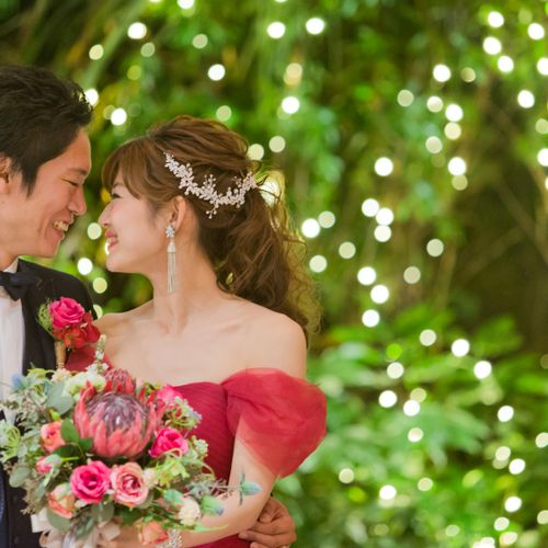 rnkj_wdさんのアルカンシエル luxe mariage大阪写真2枚目