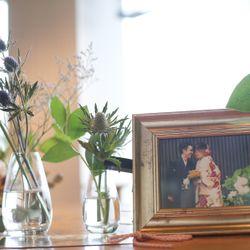 装花の写真 13枚目