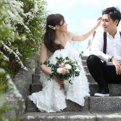 前撮り〜ロケ〜の写真 3枚目