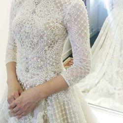 ドレス試着の写真 2枚目