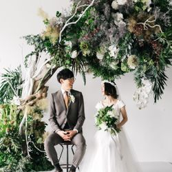 UNION HARBORでの結婚式