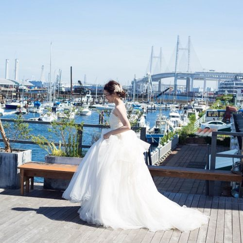 syk___weddingさんのユニオンハーバー(UNION HARBOR)写真4枚目