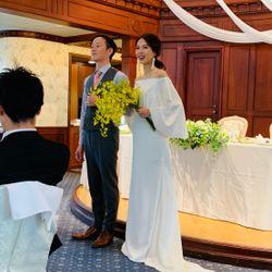 ホワイトドレスの写真 4枚目