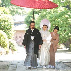 根津神社挙式の写真 1枚目