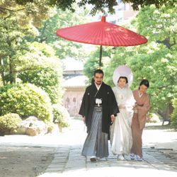 根津神社挙式の写真 2枚目