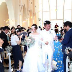アンジェローブ (Wedding Island Angerobe)での結婚式