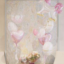披露宴・テーブル装花の写真 10枚目