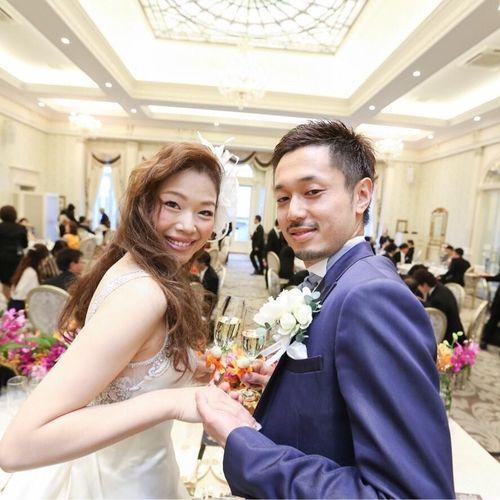 aimi.k_weddingさんの百花籠(Neo Japanesque Wedding)写真3枚目